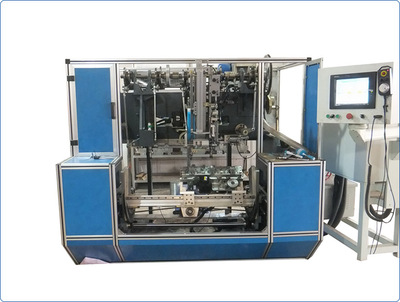 paint brush manufacturing machine machine brush making machine Yitong Brand
