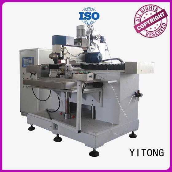 tufting filling personal care brush machine brush Yitong company