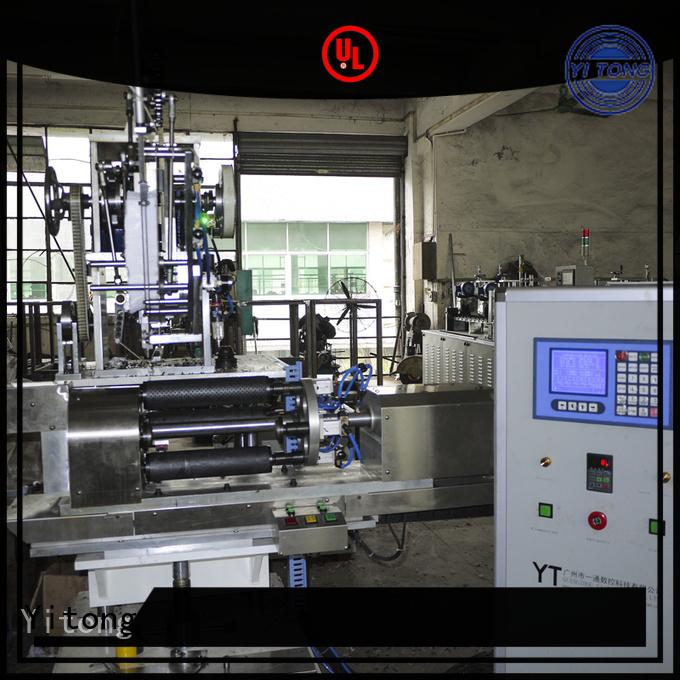 brush axis filling disk Yitong toothbrush manufacturing machine