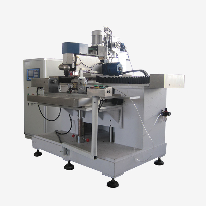 Automatic 3 Axis Brush Drilling Machine BHF302D02