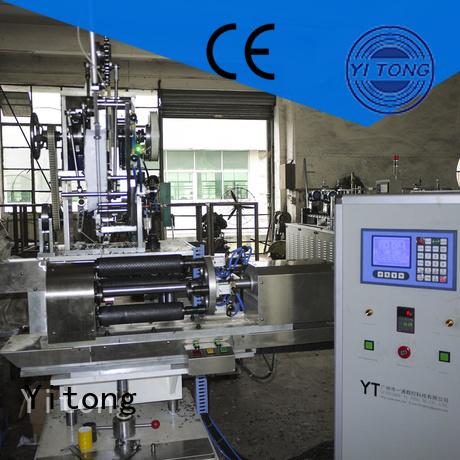 toothbrush manufacturing machine machine tufting Warranty Yitong