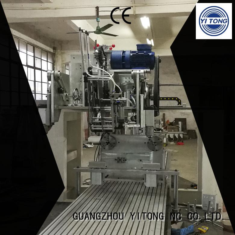 tufting round Yitong toothbrush manufacturing machine