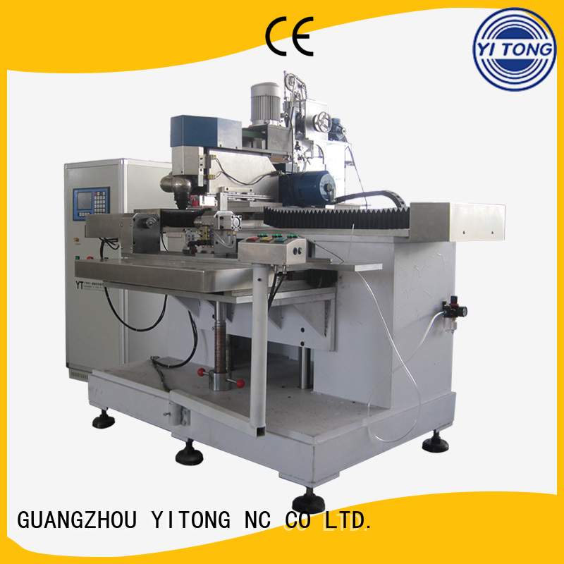 drilling automatic Yitong Brand toothbrush manufacturing machine