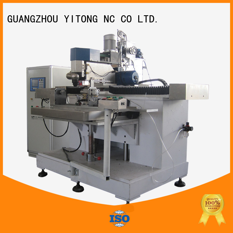 drilling machine disk Yitong personal care brush machine