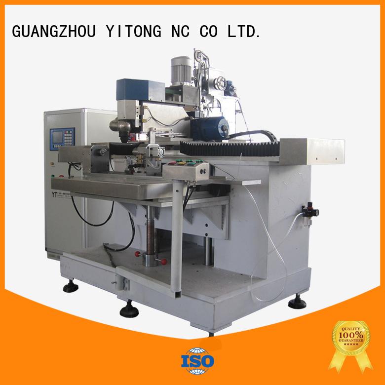 drilling machine disk Yitong personal care brush machine