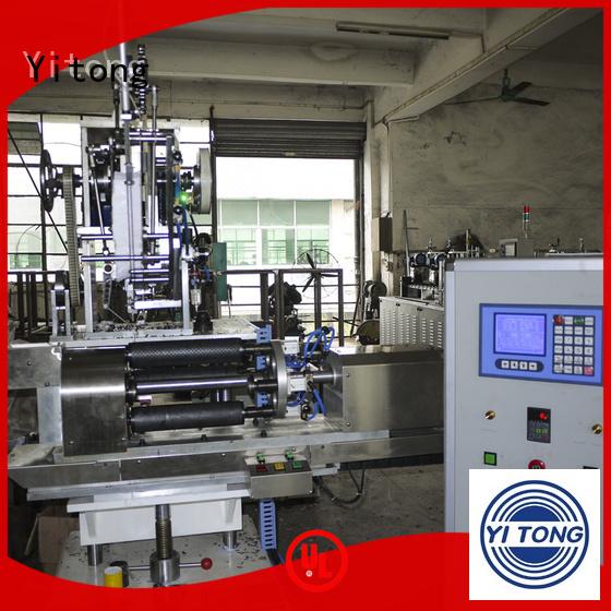 Hot toothbrush manufacturing machine machine personal care brush machine disk Yitong