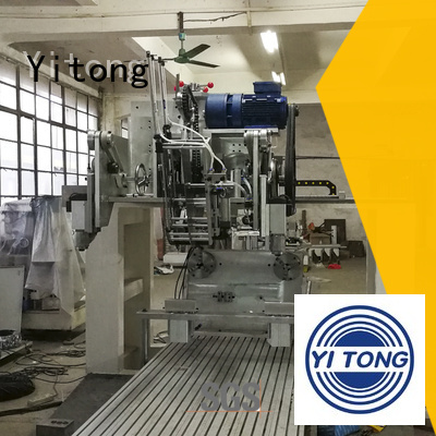 drilling disk axis Yitong toothbrush manufacturing machine