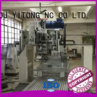 Yitong toothbrush manufacturing machine automatic filling axis drilling