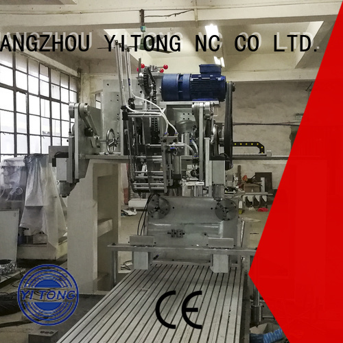 axis tufting Yitong toothbrush manufacturing machine