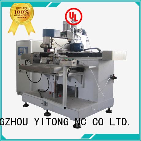 toothbrush manufacturing machine axis machine OEM personal care brush machine Yitong