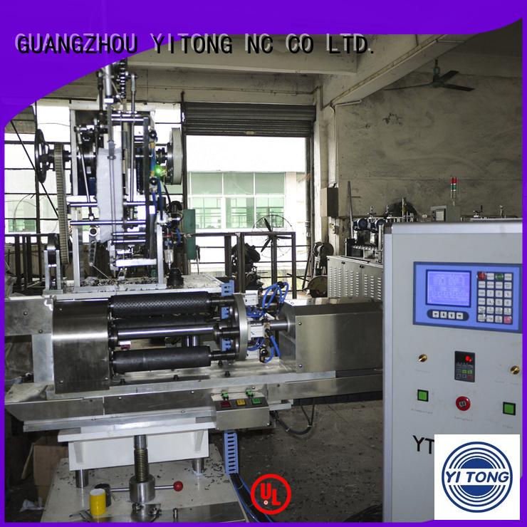 Custom personal care brush machine filling brush round Yitong