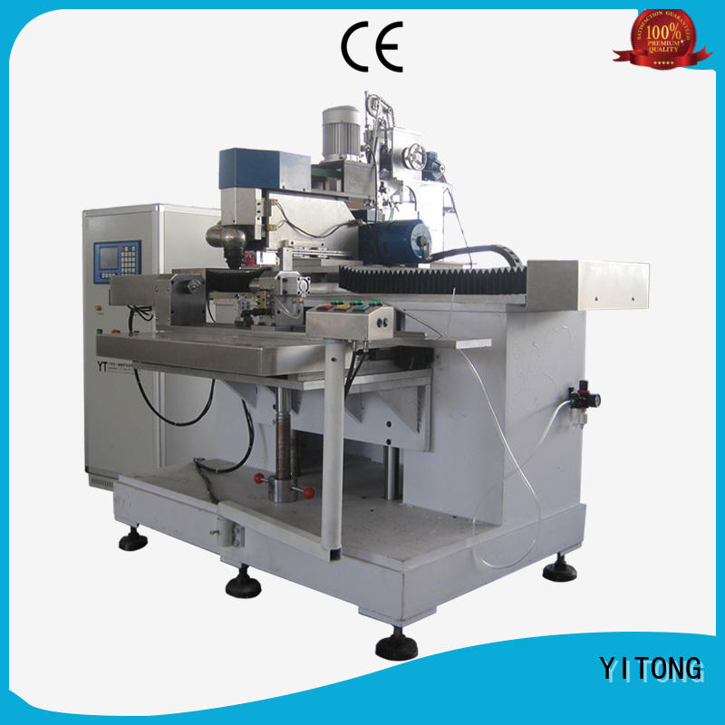 tufting filling round personal care brush machine Yitong