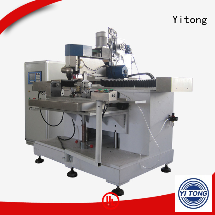 Yitong Brand filling brush tufting personal care brush machine automatic