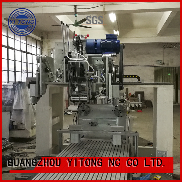disk automatic toothbrush manufacturing machine Yitong Brand