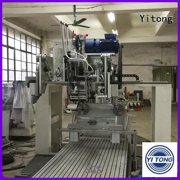 Custom personal care brush machine drilling machine axis Yitong