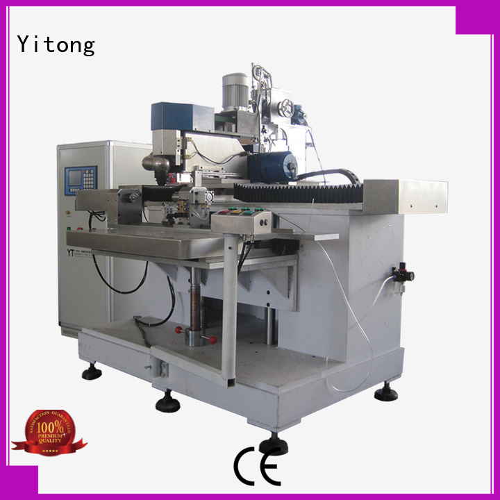 toothbrush manufacturing machine round brush machine disk