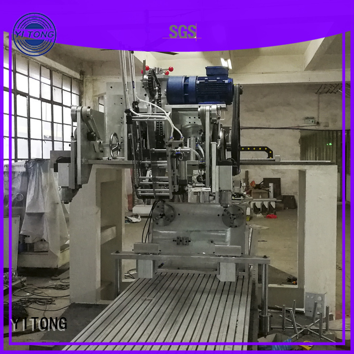toothbrush manufacturing machine brush Yitong Brand