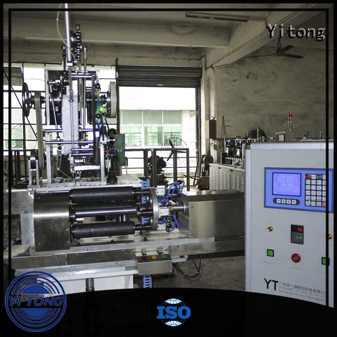 tufting brush machine disk Yitong toothbrush manufacturing machine