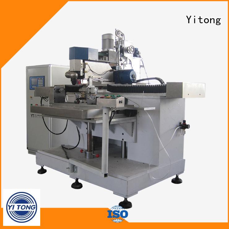 Yitong toothbrush manufacturing machine round machine filling