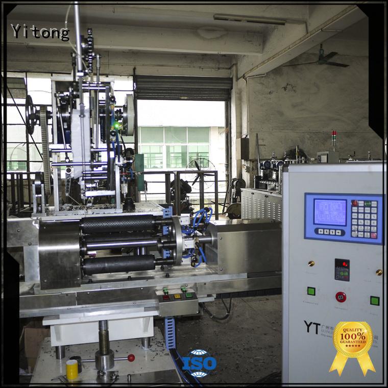 drilling personal care brush machine Yitong toothbrush manufacturing machine