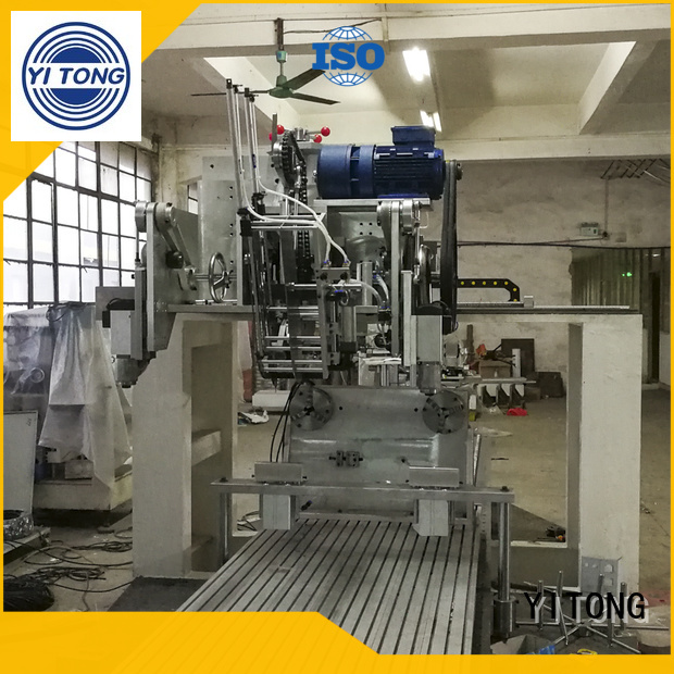 Yitong Brand disk toothbrush manufacturing machine brush filling