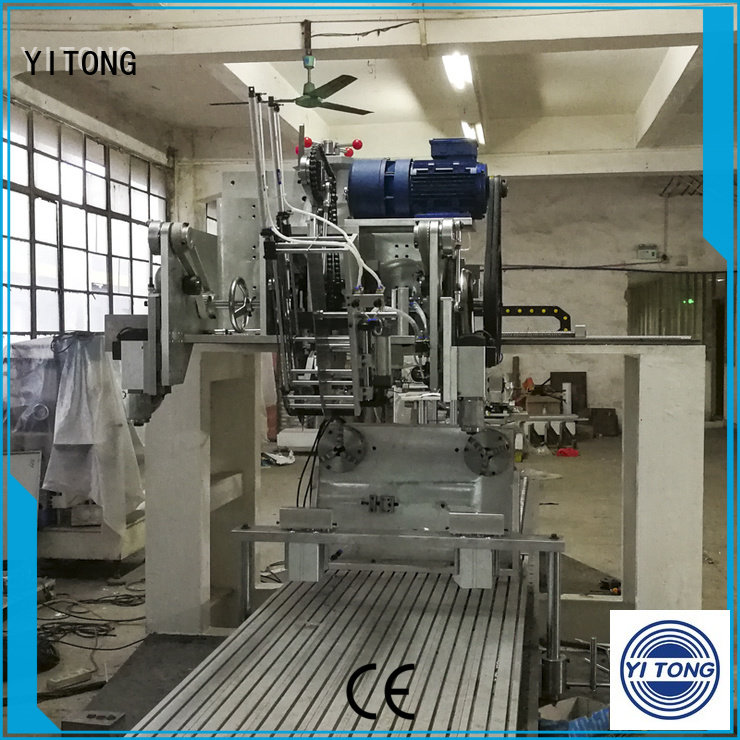 Yitong Brand brush toothbrush manufacturing machine axis disk