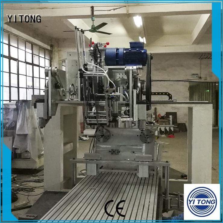 Yitong Brand brush toothbrush manufacturing machine axis disk
