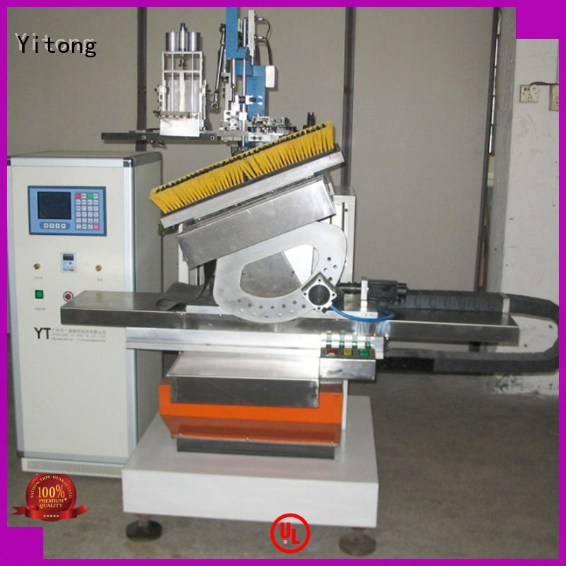 paint brush manufacturing machine tufting brush making machine machine