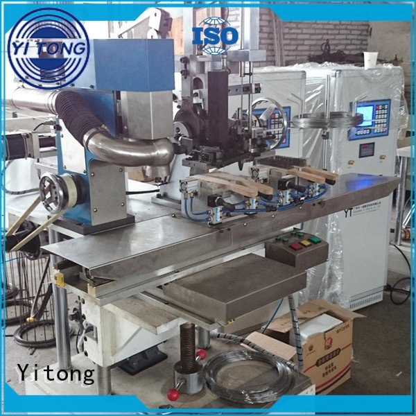 brush industrial brush machine steel machine Yitong