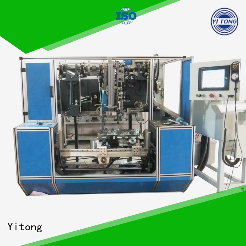 paint brush manufacturing machine axis tufting Yitong Brand