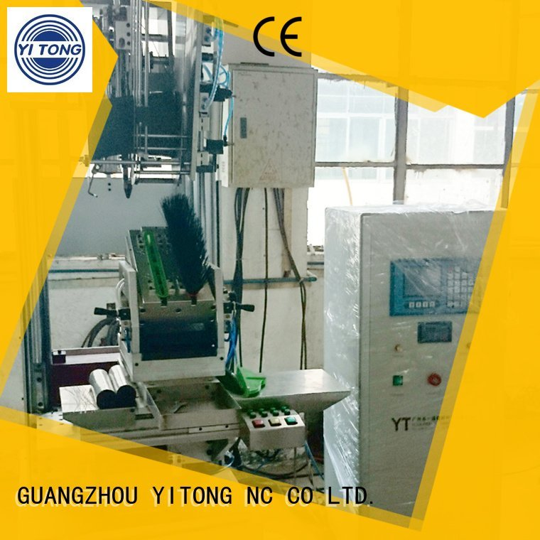 brush tufting machine manufacturers automatic bhf402f02 brush tufting machine
