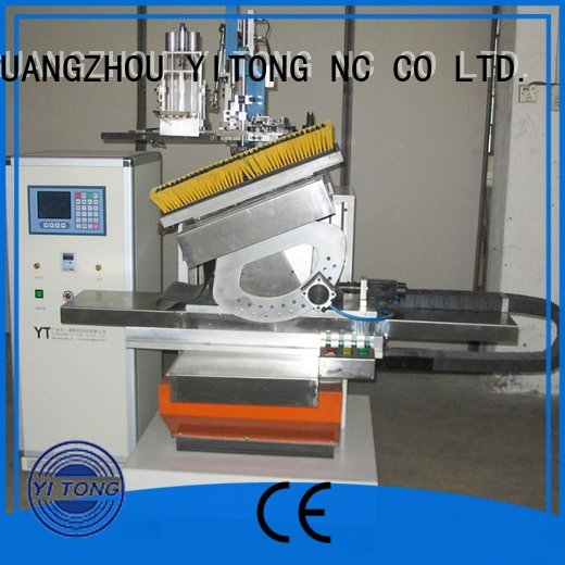 paint brush manufacturing machine axis brush making machine filling Yitong