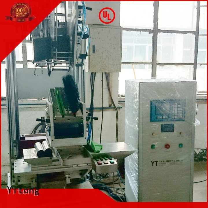 Yitong Brand automatic filling axis brush tufting machine manufacturers