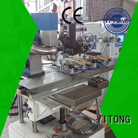 wire brush machine for wood for sale brush industrial brush machine Yitong