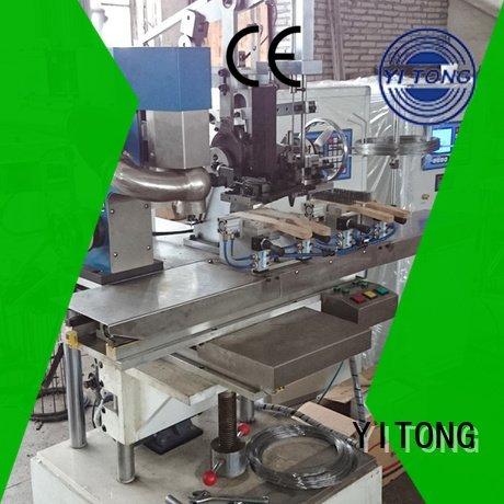 wire brush machine for wood for sale brush industrial brush machine Yitong