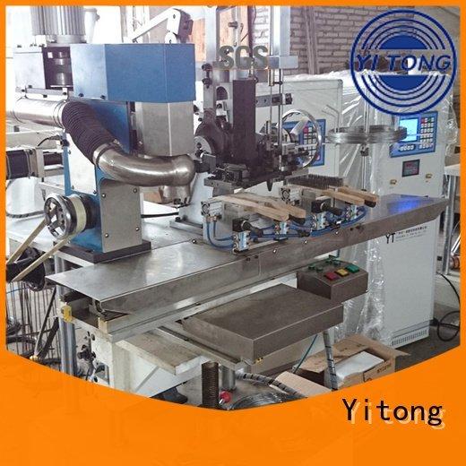 Yitong Brand machine filling wire industrial brush machine