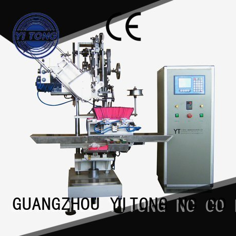 broom making machine for sale drilling brushes OEM broom making machine Yitong