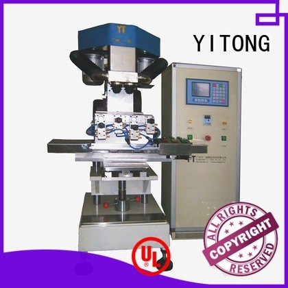 Yitong Brand high speed drilling broom making machine axis factory