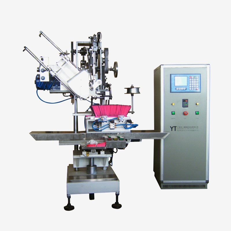 2 Axis Automatic Brushes Filling Machine BHF202F02