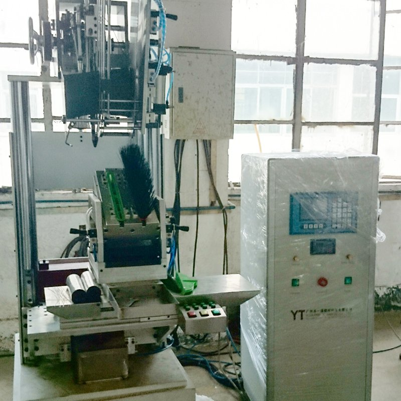 Yitong 3 Axis Drilling And Tufting Round Brush Making Machine image9