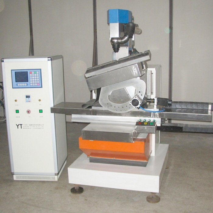 5 Axis Drilling And Filling Automatic Brush Machine BHF502D