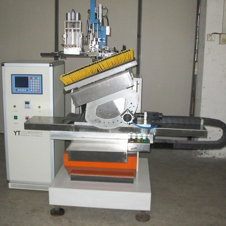 5 Axis Automatic Filling Brush Machine BHF502F