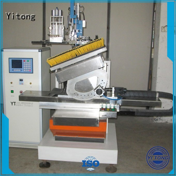 Yitong Brand filling axis machine brush making machine