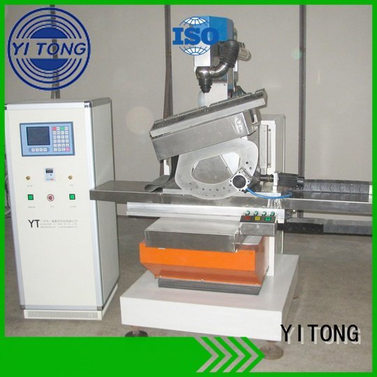 Yitong tufting brush making machine automatic head