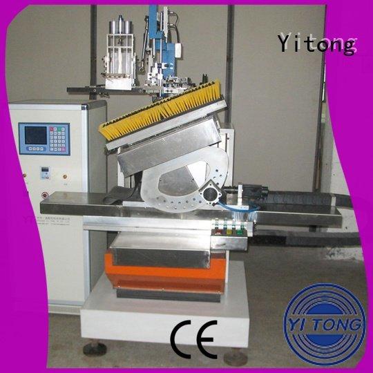 Yitong Brand filling tufting machine brush making machine brushes