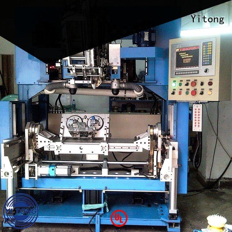 Yitong Brand brushes paint brush manufacturing machine brush axis