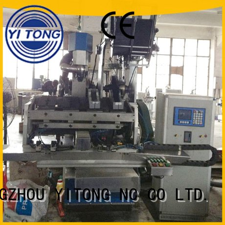 paint brush manufacturing machine filling drilling Yitong Brand