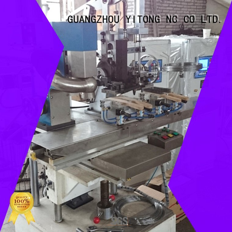 wire brush machine for wood for sale brush wire Yitong Brand