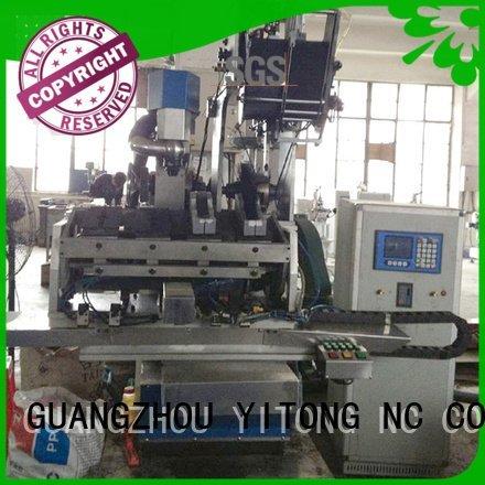 paint brush manufacturing machine machine drilling brush making machine Yitong Warranty