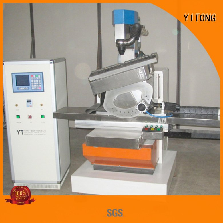 paint brush manufacturing machine flat brush OEM brush making machine Yitong